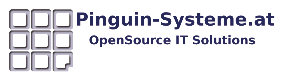 Pinguin-Systeme.at KG Logo